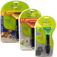 Furminator Deshedding Tool Removal / Sisir gimbal kucing Anjing size L