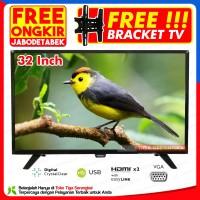 Philips LED TV 32PHA3052S/70 - 32Inch Slim (Free Ongkir Jabodetabek)