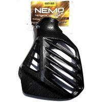 Cover Radiator Nmax Carbon Nemo
