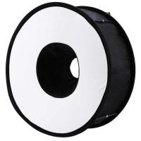 Grosir Universal Ring Softbox Flash Diffuser for Camera DSLR Best