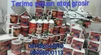 Promo Cetak Sablon Mug Coating Custom Berkualitas