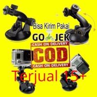Suction Cup Car Holder Mobil GoPro/Xiaomi Yi/Xiaomi Yi 2 4K/SJCAM
