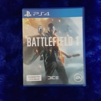 Battlefield 1 ps4 ps 4 (bukan spiderman god of war v 5 resident evil 2