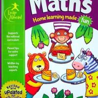 Mathematic English Activity Book Busy Book Aktivitas Anak Berhitung