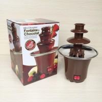ORI Chocolate Fondue Fountain / Mesin Mini Coklat Air Mancur SSJZ