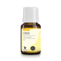 20ml - Organic Lemon Essential Oil 100% Pure and Natural | Nusaroma