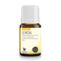 10ml - Organic Lemon Essential Oil 100% Pure and Natural | Nusaroma