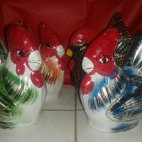 Celengan Ayam Jago (go send)