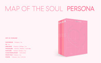 BTS - MAP OF THE SOUL : PERSONA [CD Album Original]