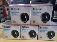 Sale MeiKe Automatic Electronic Auto Focus AF Canon EF EF-S Mount Lens