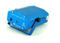 Mini Laser Stage Lighting Sensor Music - Lampu Disco Party Laser