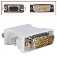 Connector / Konverter DVI (Dual Link) To VGA