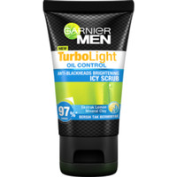 GARNIER Men Turbolight Oil Control Foam 100 ml