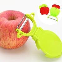 BOOM SALE Alat Pengupas Kulit Buah Sayur Mini Apple Peeler Murah