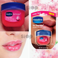 Lip Therapy - VASELINE ROSY LIPS