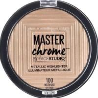 *USA Version* Maybelline Face Studio Master Chrome Metallic