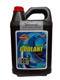 Winmax Radiator Coolant / Air Radiator Hijau 5.5 Liter Berkualitas