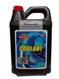Winmax Radiator Coolant - Air Radiator Coolant Hijau 5.5 Ltr Original
