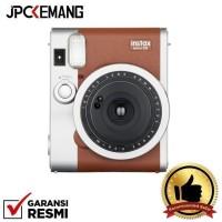 Fuji / Fujifilm Instax Mini 90 NEO Instant Camera (Brown)
