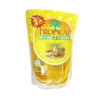 TROPICAL MINYAK GORENG REFIL 2000ML