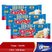WAFER TANGO VANILLA 130GR - ISI 3PCS