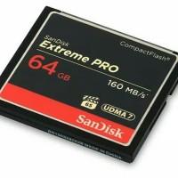 SanDisk CF Extreme Pro 64GB 160MB/s