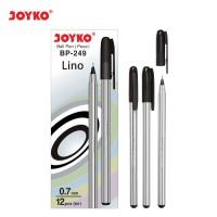 Ball Pen / Pulpen / Pena Joyko BP-249 / 12 PCS / Lino / 0.7 mm