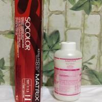 Matrix Socolor Cat Rambut + Oxidant