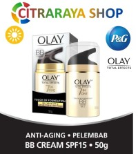 Olay Pelembab Total Effects Foundation BB Cream SPF 15 7 in 1 - 50gr