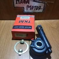 Gear Box Gearbox KM Gigi Speedometer GL Pro Mega Pro Tiger