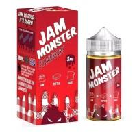 Liquid Jam Monster Strawberry premium USA 100ml