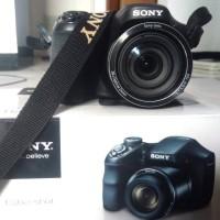 Kamera Sony Cybershot Dsc-H200 2nd