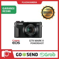 CANON POWERSHOT G7X MARK II (GARANSI DATASCRIP)