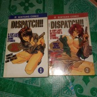 Bursa komik 2nd Dispatch!!