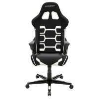 DX Racer Formula Series GC-0168-NW_A3 - Black, White
