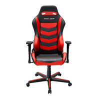 DX Racer Iron Series GC-I166-NR-S4 - Black, Red