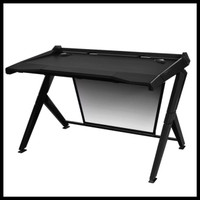 DX Racer Gaming Desk GD/1000/N - All Black