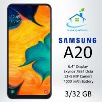 Samsung Galaxy A20 3/32GB Garansi SEIN