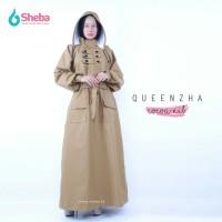 Jas Hujan Muslimah Sheba Queenzha Spider Model Gamis