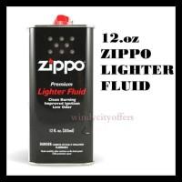 Fluid Zippo Original 355ML / Minyak Zippo BERKUALITAS