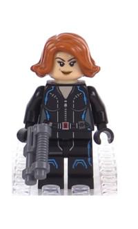 Ori Lego Minifigure The Avengers Black Widow