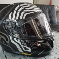 Helm HJC RPHA 11 size XL arai rx7 shoei x12 agv k3sv corsa xlite