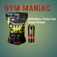 BXN Mass Gainer 15Lbs King Mass PH Mass PROHYBRID