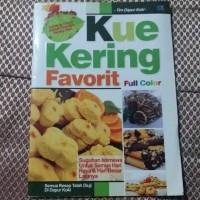 kue kering favorit/buku resep kue