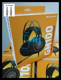 Dbe Gm100 Gaming Headphone / Headset Gm 100 Cuci Gudang
