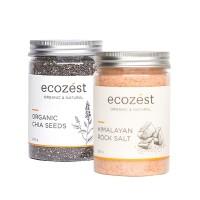 Special Bundle - Organic Chia Seeds & Himalayan Rock Salt