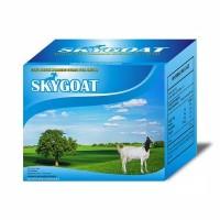 1 Box 10 Sachet SKYGOAT Sky Goat Susu Kambing Etawa Bubuk Full Cream