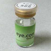 Softlens Cylinder Clear TORIC Eyecon