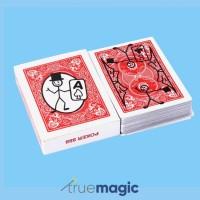 Card Toon (Alat Sulap Kartu Close Up)