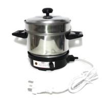 Panci Electric Multi Cooker Maspion MEC-2650